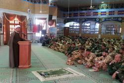 عقیدتی سیاسی ارتش گرگان