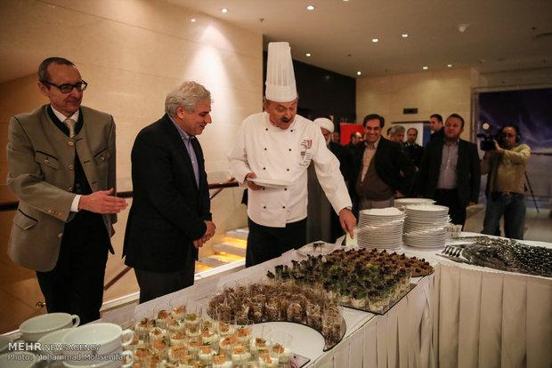 """Tahran'da """"Avusturya Yemekleri Festivali"""" düzenlendi"""