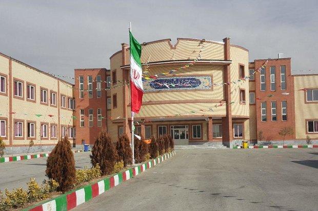 افتتاح مدرسه خیرساز در نظرآباد/۲۰ کلاس درس اضافه شد