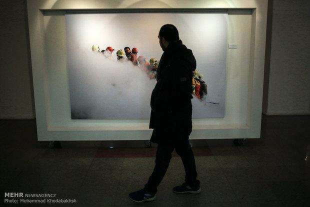 """Plasco'nun anısına yapılan """"Su ve Ateş"""" sergisi"""