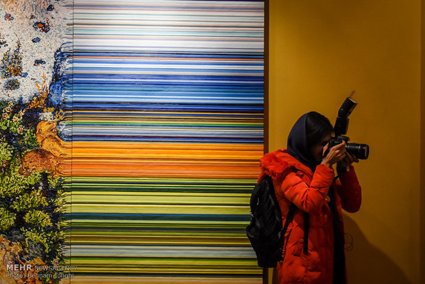 Fajr Intl. Festival of Visual Arts opens in Tehran