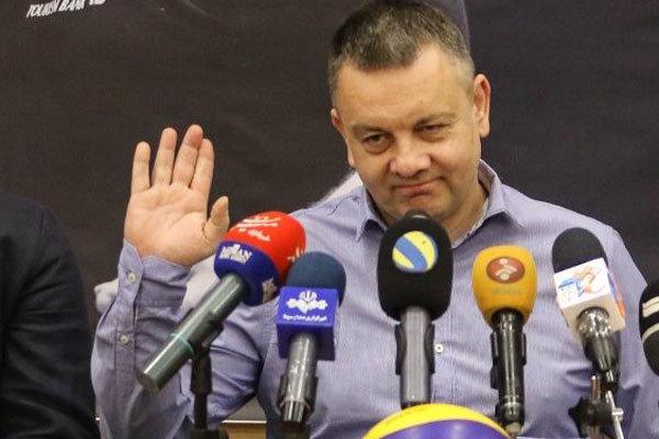 فسخ قرارداد فدراسیون والیبال با «ایگور کولاکوویچ»/ تغییر سرمربی تیم ملی ایران
