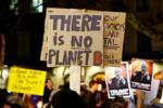 تظاهرات در سوییس در مخالفت باسفر ترامپ به «داووس»