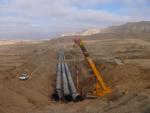 Caspian Sea water transfer more disastrous than nuke blast