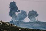 """Suriye'den """"Türkiye, Afrin'de zehirli gaz kullandı"""" iddiası"""