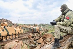 مداخله نظامی ترکیه در عفرین سوریه