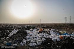 کرونا و افزایش ۲۵ درصدی زباله در کلانشهر کرج