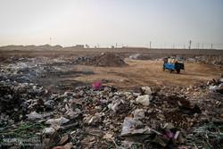 انتقاد استاندار البرز از دپوی زباله حوالی فرودگاه پیام