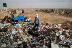 تولید زباله در تهران دو برابر شهرهای مشابه/سهم پولدارها بیشتر است