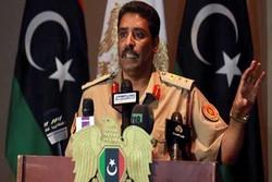 ادعای ارتش ملی لیبی درباره حملات آمریکا علیه داعش