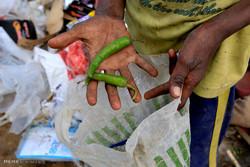 الفقر والمجاعة باليمن في ظل الحرب الجائرة / صور