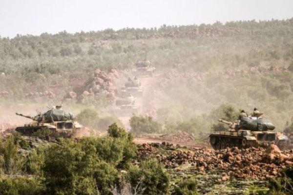 TSK: Zeytin Dalı Harekatı'nda 2612 terörist etkisiz hale getirildi