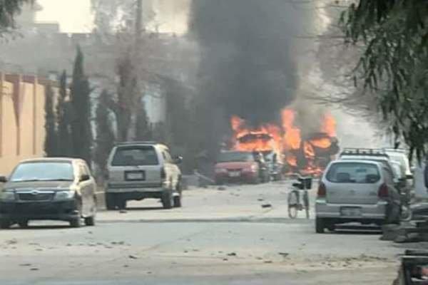 انفجار در جلال آباد