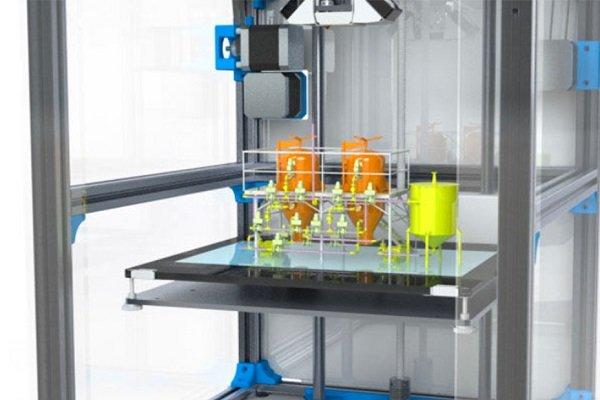 چاپگرهای سه بعدی داروساز شدند