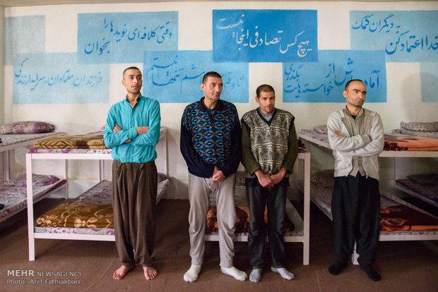 بازدید سردار غیب پرور از مناطق حاشیه نشین کرج