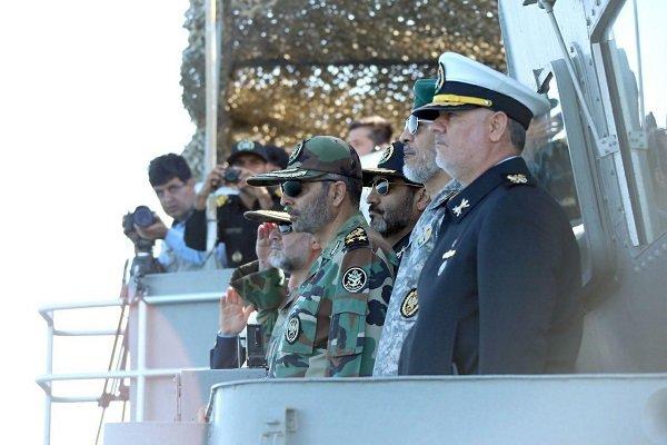 """İran'da yapılan """"Muhammed Resulullah (s.a.v)"""" tatbikatı son buldu"""