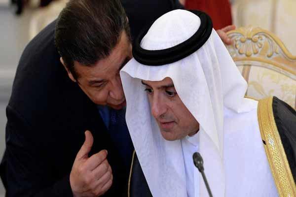 جدیدترین موضع گیری عادل الجبیر درباره ایران