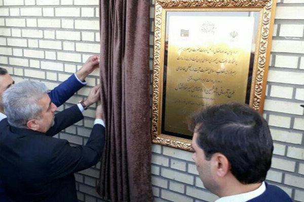 پروژه آبرسانی از سد کوچری به خمین افتتاح شد