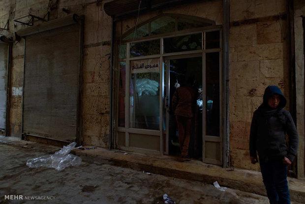 سوق حلب التاريخي ما بعد الحرب