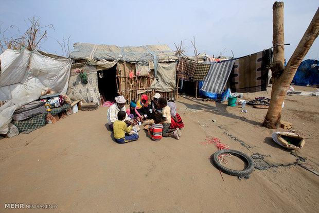 الفقر والمجاعة باليمن في ظل الحرب الجائرة