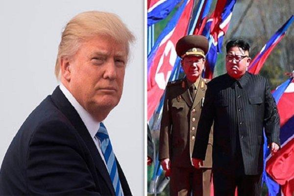 آمریکا و کره شمالی