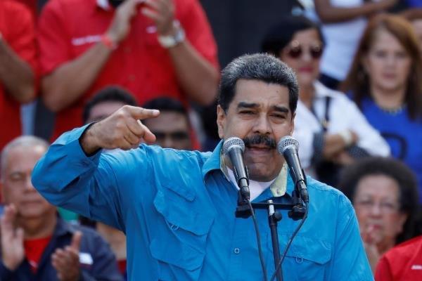 ونزوئلا: تحریمهای جدید آمریکا جنایت علیه بشریت است