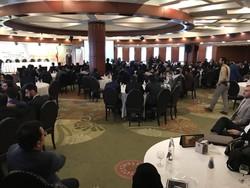 انطلاق المؤتمر الوطني الأول لجمعية منظمات الشباب الأهلية في ايران