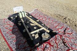 دفن مِیِت در اراضی ملی دماوند برای تصرفات غیر قانونی و سودجویی