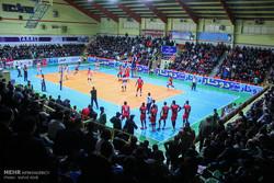 تکلیف تیم والیبال شهرداری ارومیه شنبه مشخص میشود