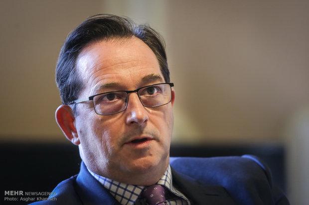 British ambassador says successful on Tehran mission