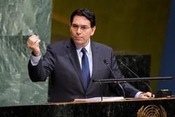 ادعاهای بی اساس سفیر رژیم صهیونیستی در سازمان ملل علیه ایران