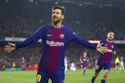 Messi 900'üncü maçına çıktı