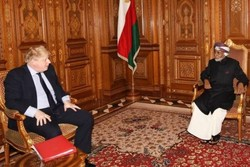 UK's Johnson asks Oman to broker deal with Iran
