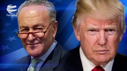 Schumer and Trump