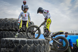 دومین دوره مسابقات موتورسواری تریال قهرمانی کشور