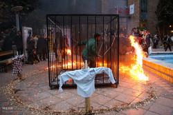 Fecr Tiyatro Festivali'nin sokak gösterileri devam ediyor