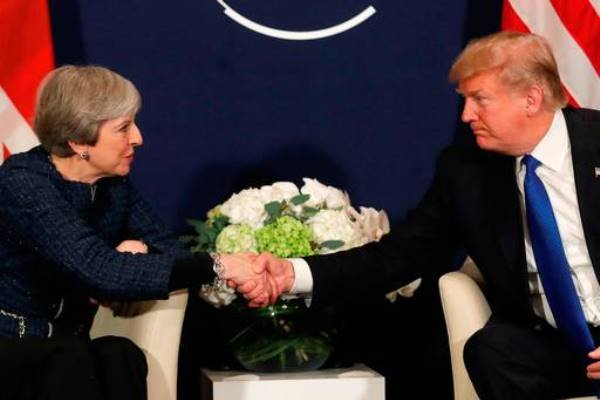 انگلیس از مذاکره با آمریکا برای ایجاد ائتلاف در خلیج فارس خبر داد