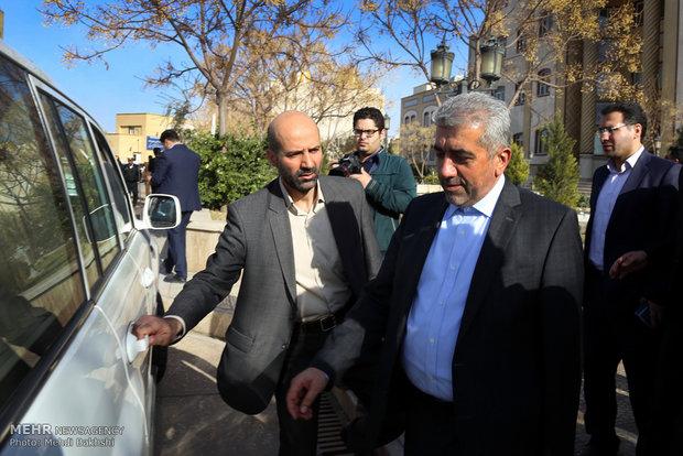 وزیر نیرو وارد پارسآباد شد/ آغاز سفر دو روزه به استان اردبیل
