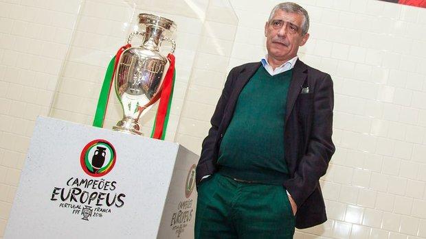 سرمربی تیم ملی پرتغال: دیدار با ایران مهمترین مسئله برای ما است