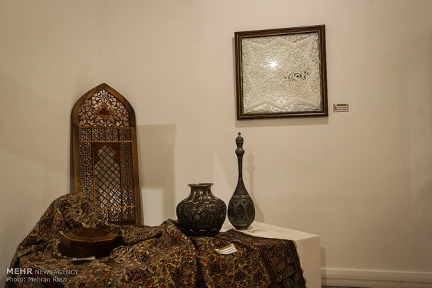 نمایشگاه صنایع دستی جشنواره فجر