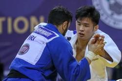 پایان کار جودو ایران در مسابقات روسیه بدون کسب یک مدال!