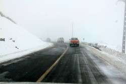 ۵۳۲ کیلومتر از جاده های کوهستانی استان گیلان برف روبی شد
