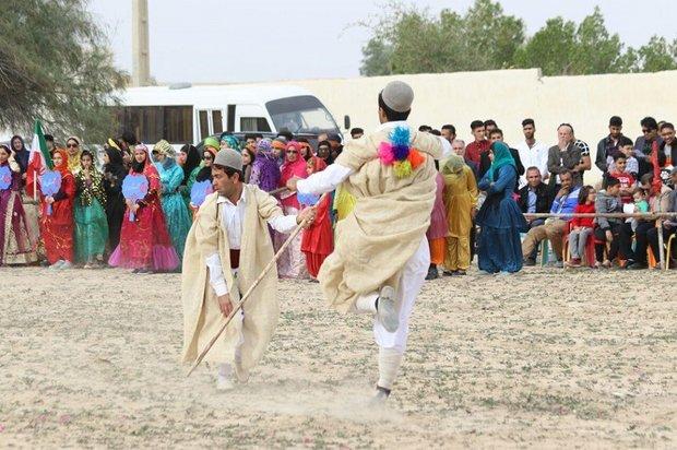 بازی بومی و محلی