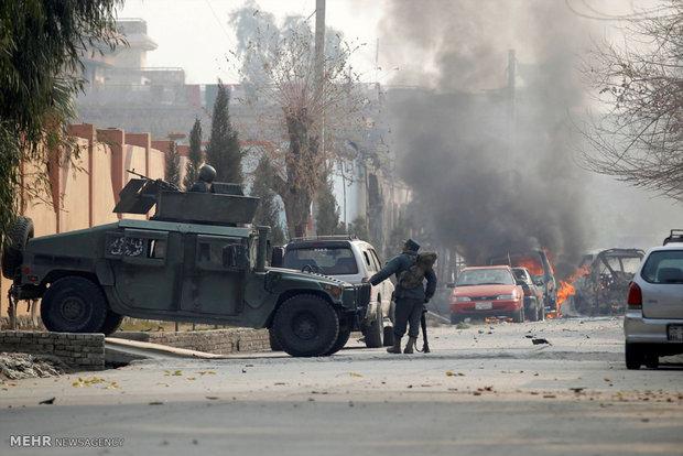 ارتفاع عدد ضحايا تفجير كابول الى 40 قتيلا و140 جريحا