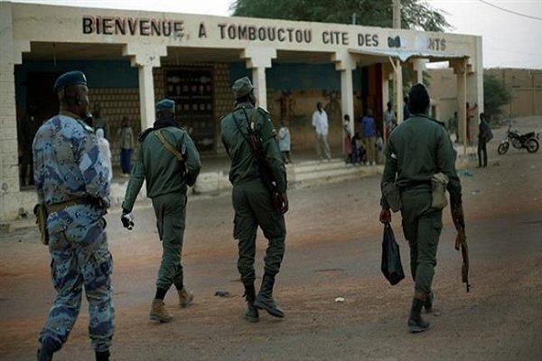 افرد مسلح ۱۴ نظامی را در شمال مالی کشتند