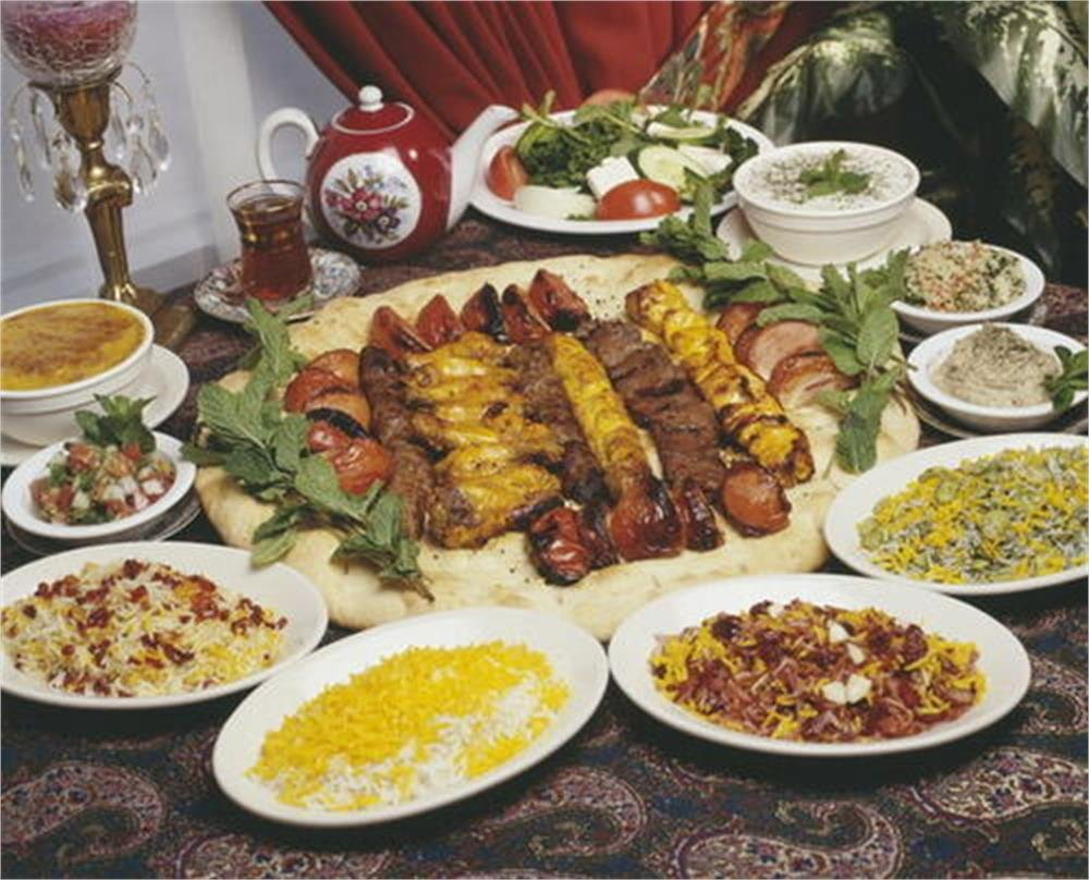 Persian Iranian Food Near Me