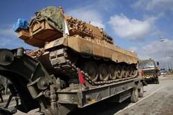 عملیات نظامی ترکیه در عفرین سوریه