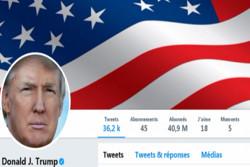 تغريدات دونالد ترامب