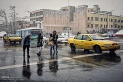 ترافیک سنگین دراکثر معابر و راه های پایتخت/افزایش ۲برابری تصادفات