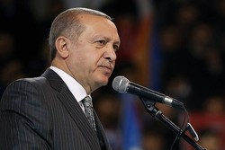 US plots against Iran, Turkey, Russia: Erdogan